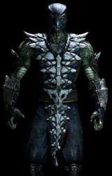 Mortal Kombat Love Story : Zaterran Love by Millywolf
