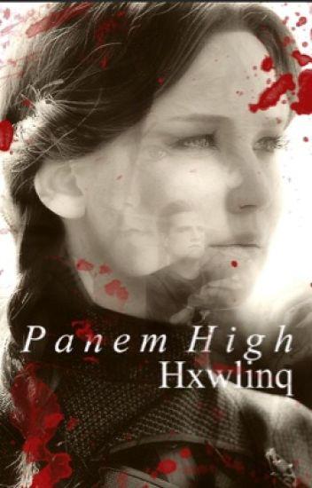 Panem high - warning: CRINGE