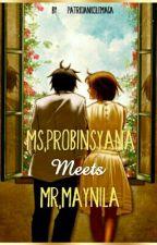 Ms,Probinsyana Meets Mr,Maynila (Good Vs Bad) by patricianicolemaca
