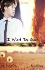 I Want You Back  by Yuzyzy