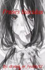 Palabras Suicidas by Zenma_Ayae