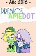 Premios Amedot   2016 by PremiosAmedot