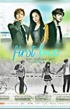 FIRST LOVE  by AuraSelvira