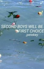 second boys will be first choice; petekey by artcolour