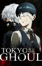 Tokyo Ghoul by Enemeria