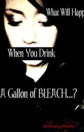 What Will Happen When You Drink A Gallon of Bleach..? by CauseImKenny