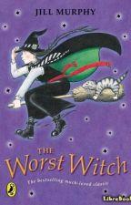 Самая плохая ведьма by BADWIG