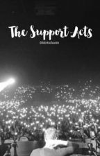 The Support Acts {5 Seconds Of Summer} by 4dorksofaussie