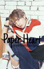 paper heart  ➸ taeseok by firstwings