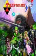 THE LEGEND OF TRIFORCE. by V3NG4D0R88