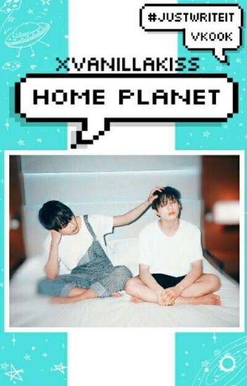 BTS VKook ❀ Home Planet