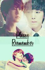 Please Remember [KyuMin] by CaamiiAnna
