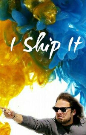 I Ship It by RuckyStarnes