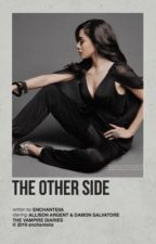 THE OTHER SIDE ━ D. SALVATORE by enchanteIIa