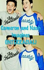 Cameron And Nash Imagines (Interracial) by chill_taco_writing2