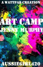 Art Camp: Jenny Murphy by AussieGirl420