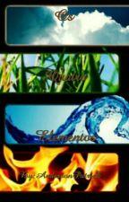 Os Quatro Elementos by AndersonPatrick7