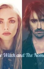 The Witch and The Nomad // Garrett Twilight/ Vampire Diaries love story by djamxo