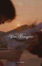 The days ❁ knj by min_nam