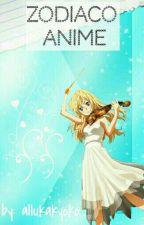 Zodiaco Anime by allukakyoko