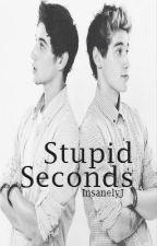 Stupid Seconds *Sequel to TLF* (Luke & Jai Brooks Fanfic) by InsanelyJ