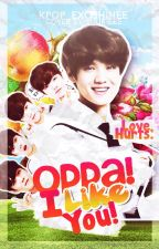 Oppa, I Like You by Kpop_ExoShinee