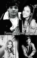 Teenage Tomlinson  by those5boysfrom1d