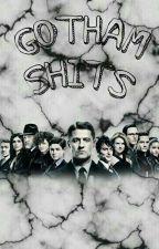 Gotham Shits #DcHeroesAwards by AnitaZsasz21