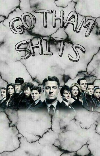Gotham Shits #DcHeroesAwards #DcComicsAwards