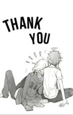 Thank You {komahina} by Queen_of_Amarillo