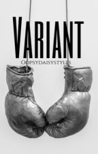 Variant • L.S • AU by oopsydaisystyles