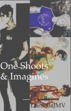 One Shoots & Imagines : PJO  by DanyelleSC