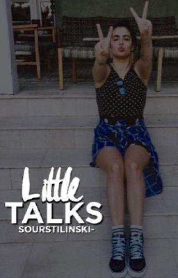little talks {derek hale}