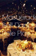 Masquerade Ball Dance by MidnightBlazePack