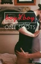 BoyXboy One Shots by affectiveblood