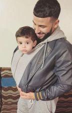 Pregnant With Adam Saleh by meandadam