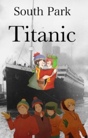 South Park Titanic by saltwater-veins