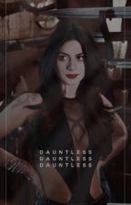 DAUNTLESS ☾ STALEC AU by plvtinum