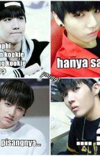 meme comik BTS part II (vkook/Taekook, namjin, yoonmin, jhope (?)) by Youngiii