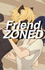 Friend-zoned ☓ Miraculous Ladybug by MiaGlenz