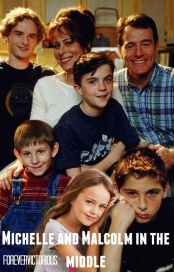 Michelle and Malcolm In The Middle (Malcolm In Middle Fanfiction)