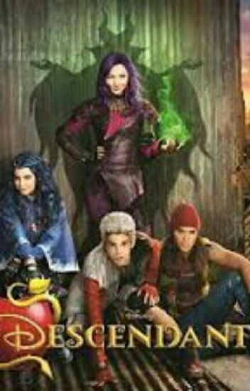 The Descendants Punishment DISCONTINUED
