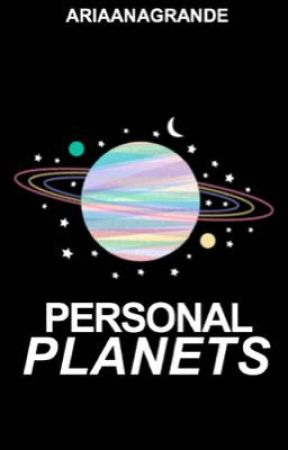 Personal Planets by arianagraande