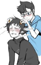 Homestuck smut by Young_Trash101