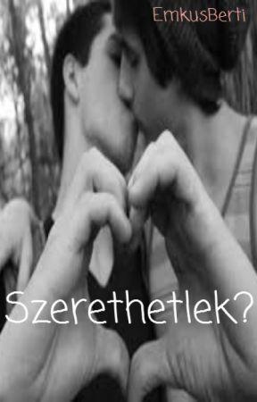 Szerethetlek? by littleprince666