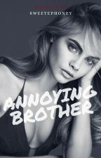ANNOYING BROTHER by justinbieberx69