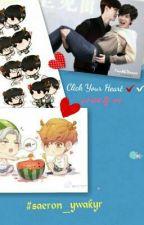 Click Your Heart ✔✔✅✅( 나때문에 ) by HHJinhwanIkonic