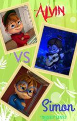 Alvin VS Simon (Simonette/Alvinette) by DisneyLovey