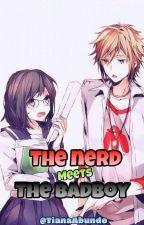 The Nerd Meets The Bad Boy by TianaAbundo
