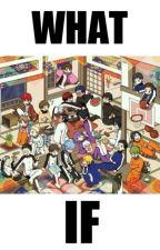 """KUROKO NO BASUKE """"WHAT IF"""" by Kurochanta"""